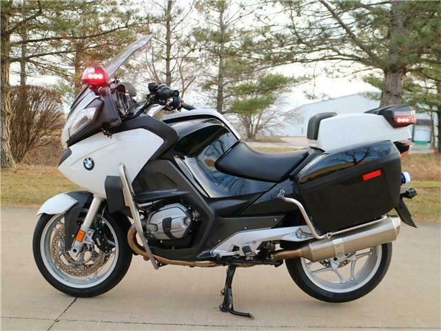 2013 BMW R1200RT Police, R1200RTP, 12K Miles, ABS, Lights, Great Deal !!!