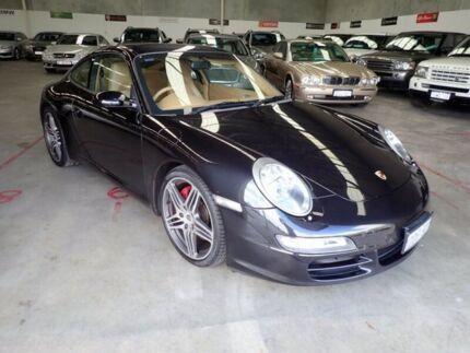 2007 Porsche 911 Carrera 997 MY08 S Black 5 Speed Sports Automatic Coupe