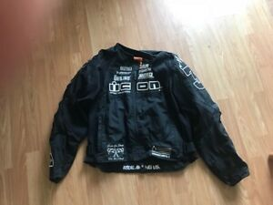 ICON Merc Motorcycle Jacket - Size XL