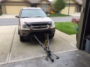 Honda CRV - Tow Vehicle