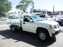 2008 Holden Colorado RC LX (4x2) White 4 Speed Automatic Cab Chassis Yagoona Bankstown Area Preview