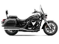 2014 Yamaha V-Star 950 Tourer