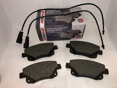 Rear Brake Pads Fits Ford Transit MK7 2006-2014