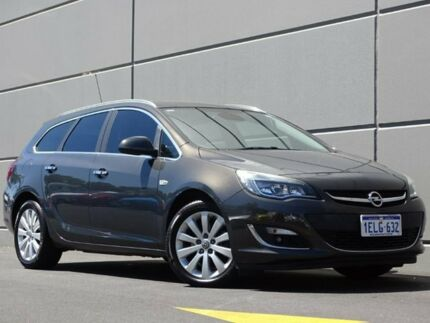 2013 Opel Astra AS Select Sports Tourer Grey 6 Speed Sports Automatic Wagon Maddington Gosnells Area Preview
