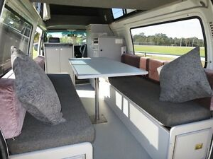 Toyota Hiace High Top Camper – LOW KMS Glendenning Blacktown Area Preview