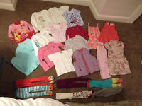 Girls bundle 3-4 (23 items) Catamini, Next , M&Co, etc