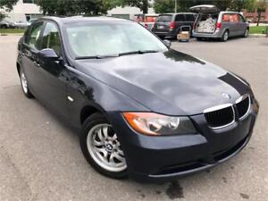 2007 BMW 3 Series 323i AUTO/MAGS/TOIT/CUIRE/CRUISE/CLEAN!!