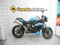 2013 13 TRIUMPH SPEED TRIPLE 1050
