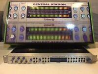 'Presonus central station' inc. remote control.