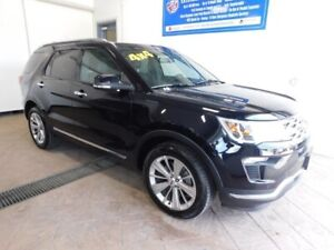 2019 Ford Explorer Limited LEATHER NAVI SUNROOF