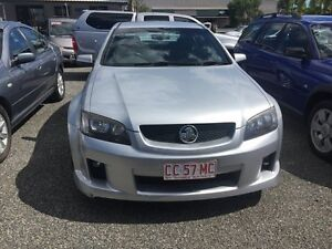 2009 Holden Commodore VE SV6 Silver 4 Speed Auto Active Select Sedan Hidden Valley Darwin City Preview