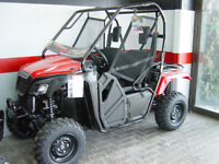 NEW HONDASXS 500 Pioneer for $271 a month