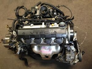 HONDA CIVIC MOTOR 2001-2005 D17A INCLUDED INSTALLATION