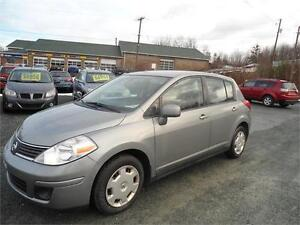 2009 VERSA WITH A/C! BRAND NEW TIRES INCLUDED!!! , NEW MVI ,