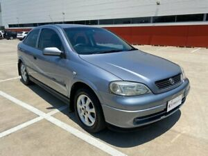 2003 Holden Astra TS SXI Silver 5 Speed Manual Hatchback Morayfield Caboolture Area Preview