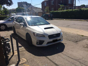 ~~~2016 Subaru WRX STI Lease Take over crytal white