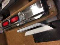 Two Piece Rear Mud Flap Light Bars Mississauga / Peel Region Toronto (GTA) Preview