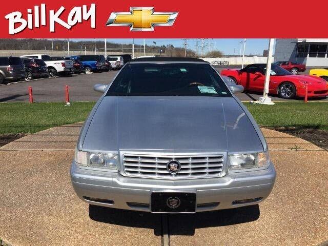 Image 2 Voiture Américaine d'occasion Cadillac Eldorado 2001