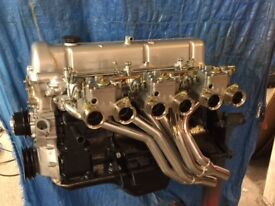 DATSUN 240Z competition engine - low mileage