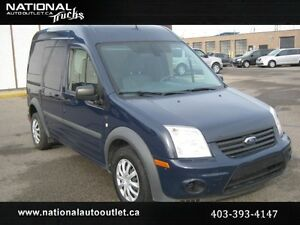 2013 FORD TRANSIT CONNECT XLT, power windows, locks, a/c,...
