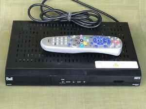 Bell HD 6400 Satellite receiver - OBO