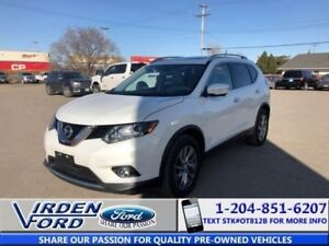 2014 Nissan Rogue SL SL awd leather