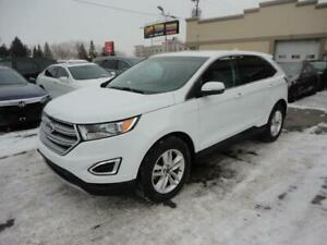 Ford Edge 2016 SEL-AWD-Camera-Capteurs-BT a vendre