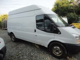 2013 Ford Transit 6 Gears PSV to 03/05/18