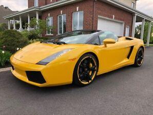 Lamborghini Gallardo Convertible V10