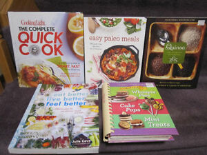 Cookbooks - New, Selection, Sold on Choice - $6.00 and up Kitchener / Waterloo Kitchener Area image 1