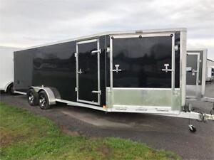 25' All Aluminum Snow/Sport trailer with Extra on Sale