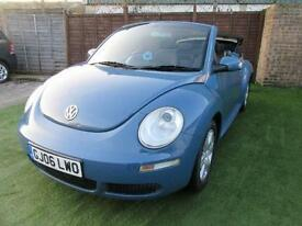 2006 Volkswagen Beetle 1.4 Luna 2dr BEAUTIFUL CONDITION ....