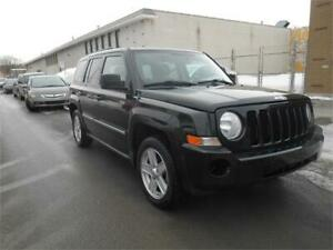 2010 Jeep Patriot NORTH ,2.4L,4WD,TOUTE EQUIPE,