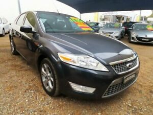 2009 Ford Mondeo MB Zetec TDCi Grey 6 Speed Sports Automatic Hatchback Mount Druitt Blacktown Area Preview