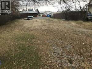Vacant Lot Available
