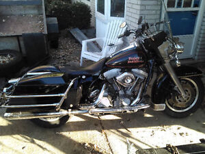 1990 Electra Glide Sport - Ready to ride