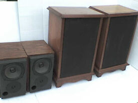 Mission 780 Speakers in Lexterten Stereo Speaker Enclosures - Heathrow