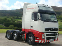 2005 Volvo FH13 460 Globetrotter XL 6X2 Tractor Unit