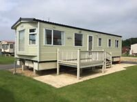 Static Caravan - Cosalt Millstream 6 berth situated on beautiful Rayford Park in Stratford On Avon