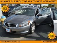 2008 Honda Accord EX-L Sedan, Sunroof, Leather, TEST DRIVE TODAY