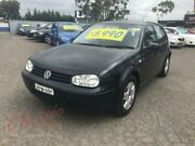 2003 Volkswagen Golf 2.0 Generation Black 4 Speed Automatic Hatchback Lansvale Liverpool Area Preview