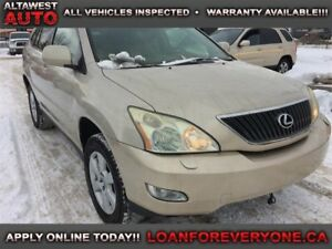 2005 Lexus RX 330 loaded awd
