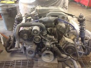 1988 COMPLETE MUSTANG 5.0 H.O DRIVETRAIN SELL OR TRADE Peterborough Peterborough Area image 5