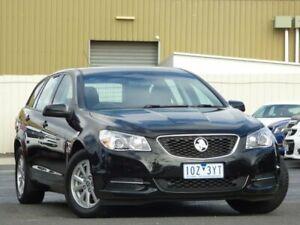 2016 Holden Commodore VF II MY16 Evoke Sportwagon Black 6 Speed Sports Automatic Wagon Sunbury Hume Area Preview