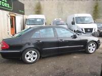 2005 MERCEDES BENZ E CLASS E270 CDI Avantgarde 4dr Tip Auto