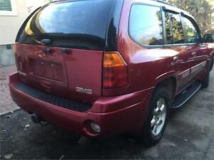 2003 GMC Envoy SLT 4X4 V6  HEATED LEATHER / POWER ROOF SWEET! Edmonton Edmonton Area image 7