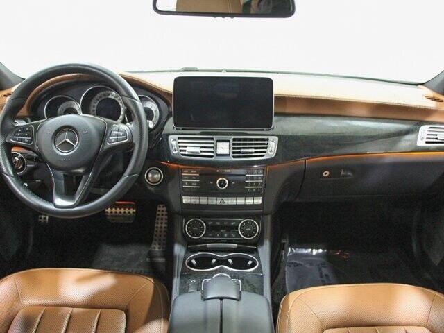 Image 15 Voiture Européenne d'occasion Mercedes-Benz CLS-Class 2016
