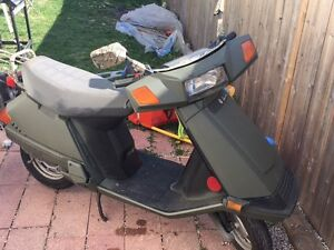 1985 Honda CH80 Elite Scooter for Sale or Trade