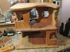 Quality Natural Play Doll House Waldorf Style