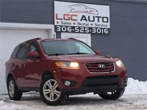 """11 Santa Fe GLS """"Top SAFETY"""" by IIHS - Reduced"""